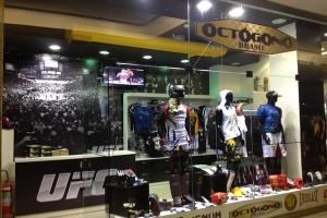 Octógono Brasil expande sua rede de lojas e nova unidade será inaugurada em maio