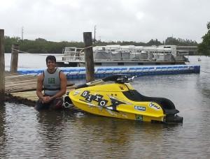 Piloto inova na produção de moto aquática sustentável e exporta o Giro X para cinco países