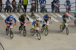 Bianca Quinalha garante pódio brasileiro no Latino-Americano de BMX no Peru