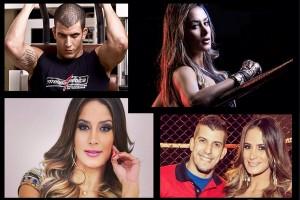 Apresentadora de TV e lutador do UFC passam fim de semana juntos em resort paulista