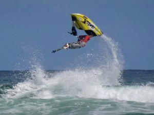 Bruno Jacob realiza treinamentos especiais para o Mundial de Freeride 2014