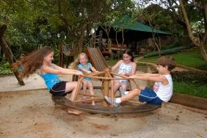 Refúgio Cheiro de Mato terá brincadeiras infantis antigas no mês das Crianças