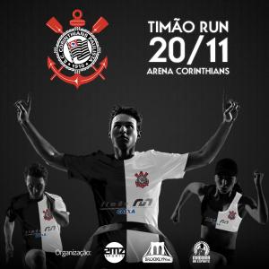 Mulheres vão marcar presença na Timão Run no dia 20