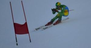 Jovem esquiador brasileiro enfrentará atletas de 37 países no Trofeu Borrufa