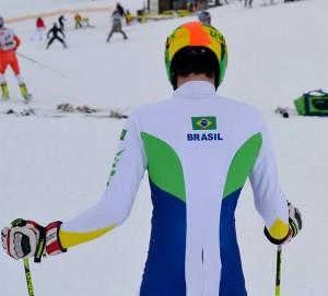 Nathan Alborghetti representará o Brasil em competições internacionais