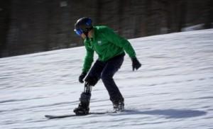 Andre Cintra representará o Brasil em prova inédita no mundial de snowboard