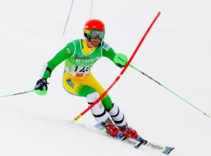 Esquiador baiano encerra temporada com medalhas para o Brasil