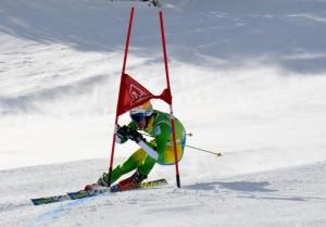 Esquiador baiano vai disputar o Brasileiro de Esqui Alpino
