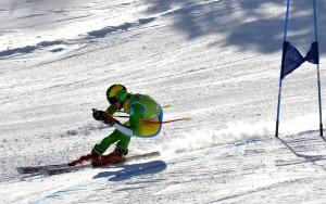 Esquiador baiano finaliza treinamentos na Argentina