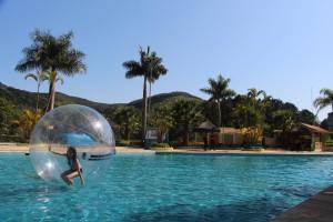 Parque aquático Magic City apresenta nova atração