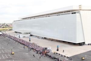 Corredores do ABC garantem lugar na Timão Run 2015