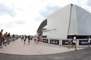 Timão Run será no próximo dia 20 em torno da Arena Corinthians