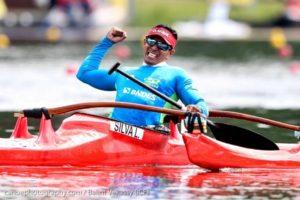 Luis Carlos Cardoso garante vaga para os Jogos Paralímpicos do Rio